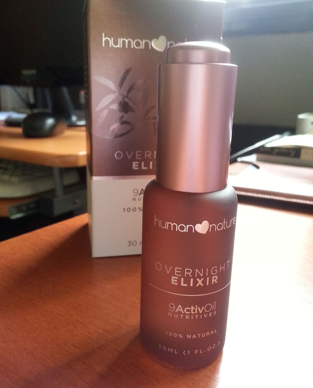 Human Nature Overnight Elixir