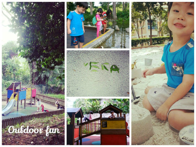 outdoor fun in Singapore!