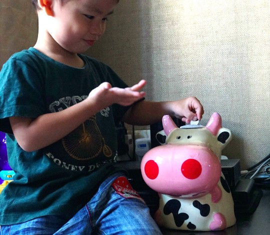 Learning to save with POSB's National School Savings Campaign