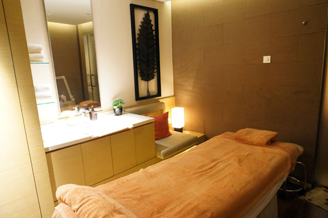 Pan Pacific - enjoy a massage at St Gregory